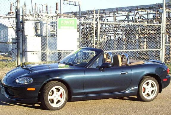 archivist 1999 mazda miata mx 5 specs photos. Black Bedroom Furniture Sets. Home Design Ideas