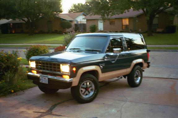 broncoboyii 1986 ford bronco ii specs photos. Black Bedroom Furniture Sets. Home Design Ideas