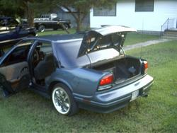 MISTERZENO 1996 Oldsmobile Cutlass