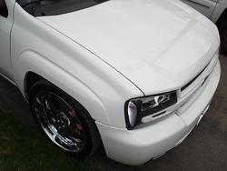 checos 2002 Chevrolet TrailBlazer
