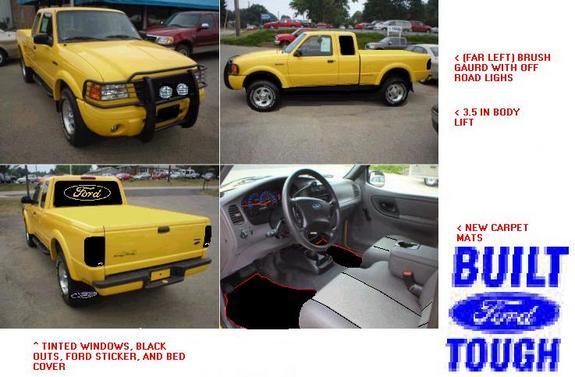 robdogg151's 1999 Ford F150 Regular Cab