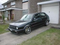 COSSIE_KILLAs 1991 Volkswagen Golf