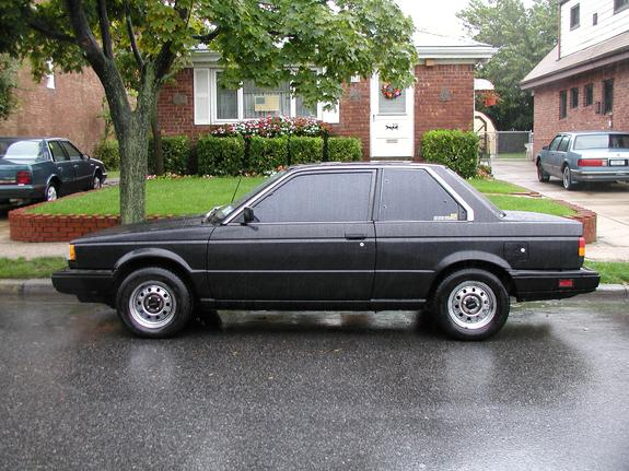 blacksentra 1987 Nissan Sentra Specs, Photos, Modification ...