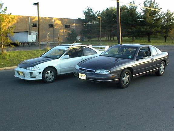bigmonte 1996 chevrolet monte carlo specs photos. Black Bedroom Furniture Sets. Home Design Ideas