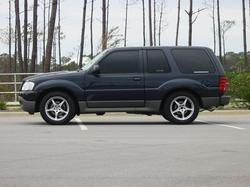 4pointslows 2001 Ford Explorer