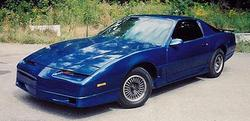 chevyrumble2 1984 Pontiac Firebird