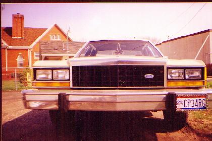 1984 Ford LTD Crown Victoria