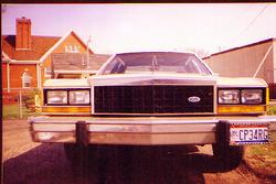 murphmobile2 1984 Ford LTD Crown Victoria