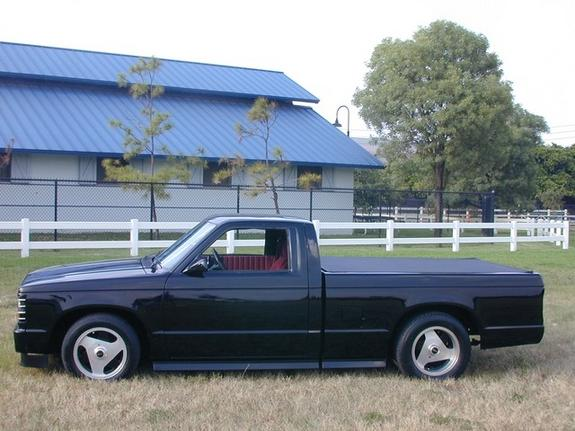 jwheeler 1986 Chevrolet S10 Regular Cab