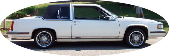 Another customlac 1988 Cadillac DeVille post... - 631156