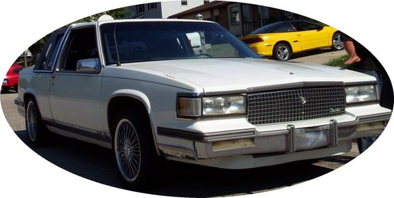 Another customlac 1988 Cadillac DeVille post... - 631157