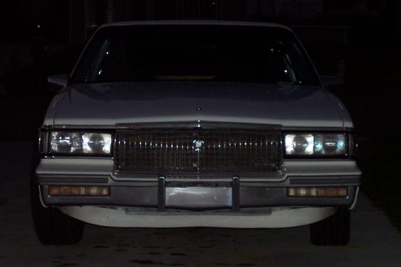 Another customlac 1988 Cadillac DeVille post... - 631159