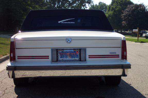 Another customlac 1988 Cadillac DeVille post... - 631160