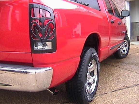 Another 76vette 2002 Dodge Ram 1500 Regular Cab post... - 633178