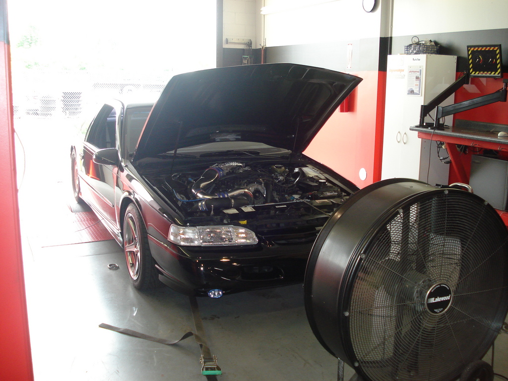Another Jurgen 1994 Ford Thunderbird post... - 633995