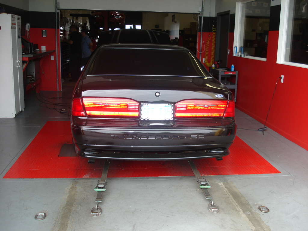 Another Jurgen 1994 Ford Thunderbird post... - 633996