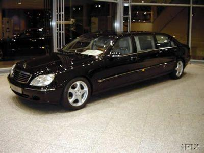 Another limo_man_99 2003 Mercedes-Benz S-Class post... - 634106