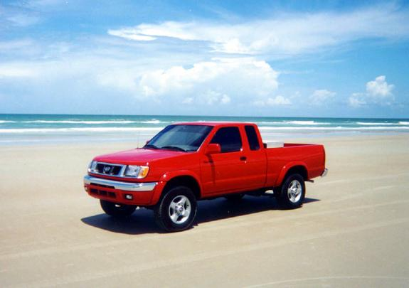 mlsouther 2000 nissan frontier regular cab specs photos modification info at cardomain. Black Bedroom Furniture Sets. Home Design Ideas