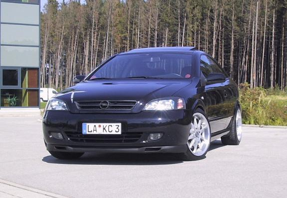 Astra Coup� Turbo