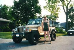 julianas 1999 Jeep TJ