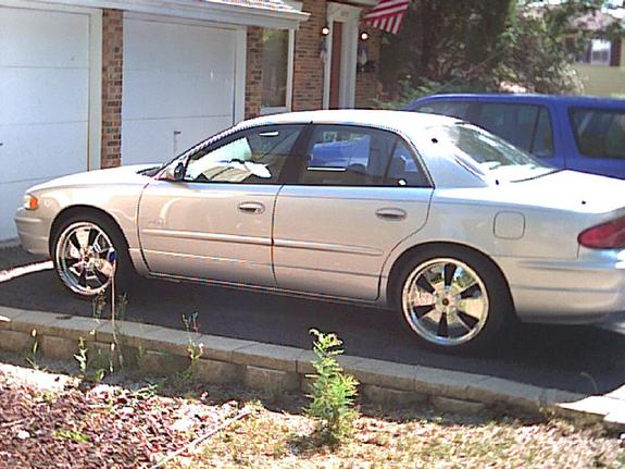 cts20 2002 buick regal specs photos modification info at cardomain cardomain