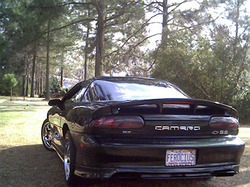1bad966spdzs 1996 Chevrolet Camaro