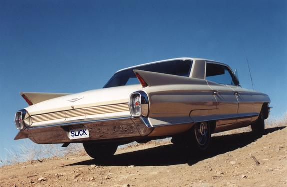 1962 Cadillac Sixty Special