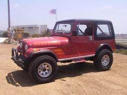 mnrenegade 1984 Jeep CJ7 645743