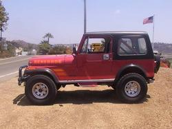 mnrenegade 1984 Jeep CJ7 645744