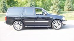 24onacaddy 1998 Ford Expedition