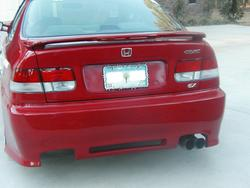 Another sparticus042 1996 Honda Civic post... - 649450