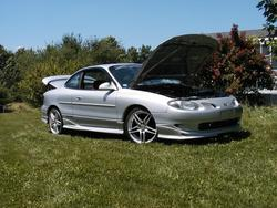 excude 2000 Ford ZX2