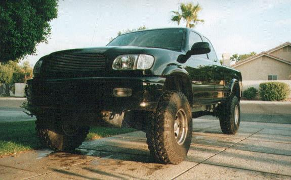 Another TweakedTundra 2001 Toyota Tundra Access Cab post... - 652401