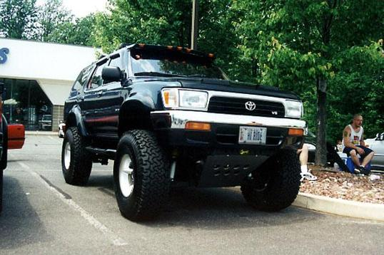 com0017106 1995 toyota 4runner specs photos modification info at cardomain. Black Bedroom Furniture Sets. Home Design Ideas