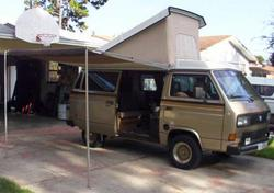 tjhanninks 1987 Volkswagen Vanagon