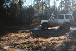 deerslayers 1991 Isuzu Trooper