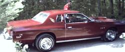 willpowers 1976 Chrysler Cordoba
