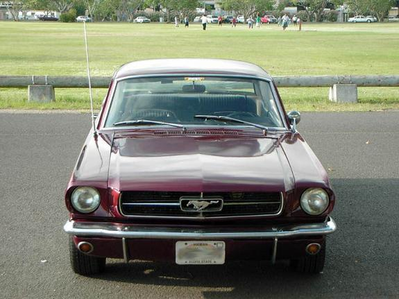 Another splatteredguts02 1965 Ford Mustang post... - 658425