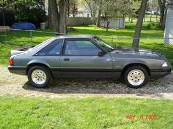 Nastystangs 1987 Ford Mustang