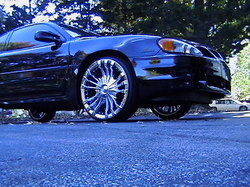 GTon18s 2001 Pontiac Grand Am