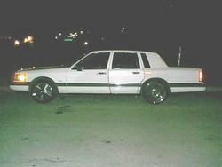 professional 1996 Lincoln Town Car