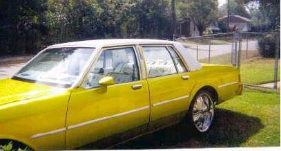 Another SouthernChevy 1986 Chevrolet Caprice post... - 662651