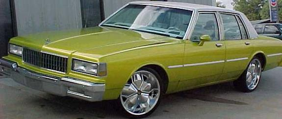 Another SouthernChevy 1986 Chevrolet Caprice post... - 662656