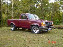 rollnford 1992 Ford Ranger Regular Cab