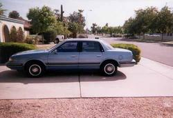 oldsiepimp89 1989 Oldsmobile Cutlass Ciera