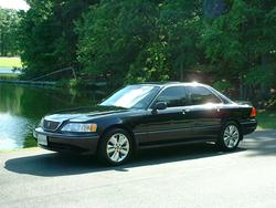 coolinout 1997 Acura RL