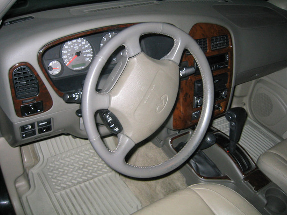 Qx498 1998 Infiniti Qx Specs  Photos  Modification Info At