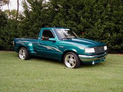 1996svt23 1996 Ford Ranger Regular Cab