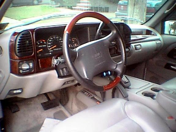 MugsyKFD 1995 GMC Yukon Specs, Photos, Modification Info ...