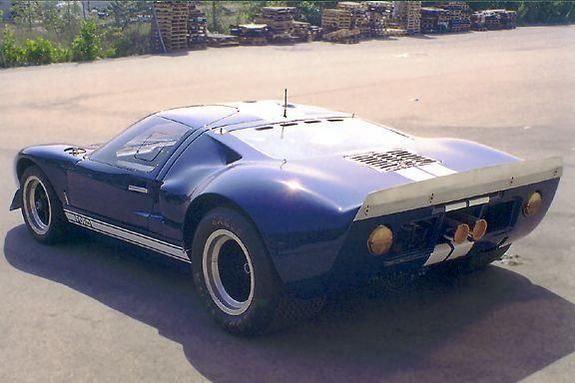 Another myf40 1968 Ford GT post... - 682099